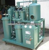 Used Lubricating Oil Filtration Machine, Oil Water Seperator