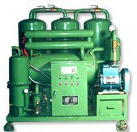 Used Lube Oil Purifier, Lubricant Oil Recycling System, Industrial Oil Filtering Unit