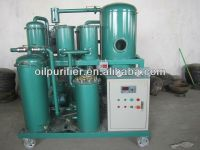 Vacuum Lubricant Oil Filtration Oil Recondition Oil Processing