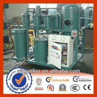Used Lubricant Oil Recycling Machine, Hydraulic Oil Filtration System Series TYA