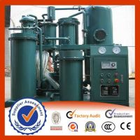 Double High Vacuum Lubricating Oil Purifier Plant Lubricating Oil Purification System Lubricating Oil Filtration Equipment