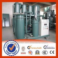 Used contaminated oil vacuum filtration system, oil purification machine series TYA