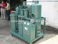 Gear Box Oil Purification Machine