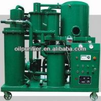 Series TYA Lubricating oil purifier, Oil Reclaimation plant