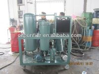 Circulating Oil Purification System/Burning Fuel Oil Recycling System