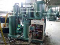 Zhongneng TYA lubrication oil purifier (oil filtration, oil purification, oil recycling, oil treatment) machine