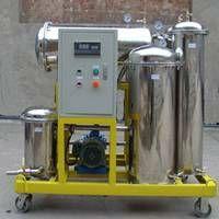Lubricating Oil Refining Purifier Lubricating Oil Filtering Machine