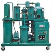 Lubricating Oil Refining Purifier Lubricating Oil Filtering Machine Oil Filtration System