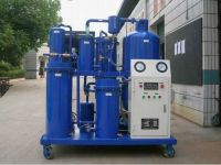 TYA Vacuum Lubricating Oil Filtration Oil Filtering Oil Purify Machine