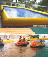 Inflatable Water Swimming Pool