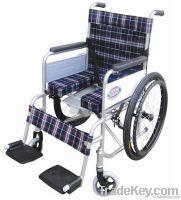 DUALSYS Steel Wheelchair