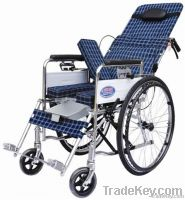 JARY Steel Wheelchair