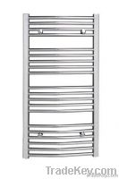 STANDARD CURVED CHROME TOWEL RAIL