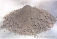 Stainless steel fiber reinforced refractory castable