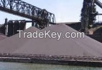 Iron ore pellets, Iron ore lump & fines