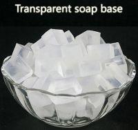 Transparent soap noodles