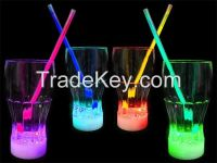 Light Up Swizzle Sticks & Drinking Straws