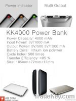 Power Bank 4000mAh(Factory Price)