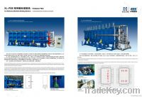 Sell air cooling EPS foam block molding machine
