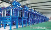 Full-automatic EPS Vacuum Shape Molding Machine