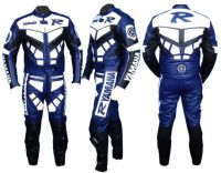 Kawasaki motorbike leather jackets/suites