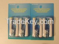 Replacement Electric Toothbrush 2 Heads Dual Clean for SB-417A