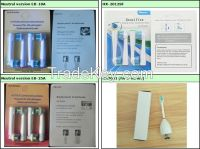 Generic Electric Toothbrush / Toothbrush Heads