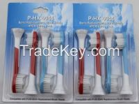 Generic toothbrush heads for Kids electric toothbrush