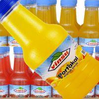 Sena Gida Vinsu Orange Flavored Drink Orange Flavor Drink Mersin Turke