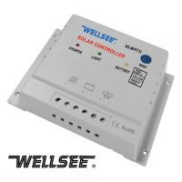 WS-MPPT15 15A 12/24V  Wellsee Solar Charge Controller