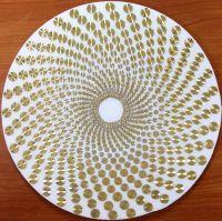 Wheel, Laser Cut Hot Fix