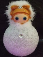 Snow Baby Doll
