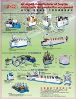 Bicycle and Motorcycle Rim Machinery Production Line