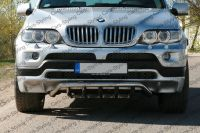 BMW X5 e53 4.8is body kit