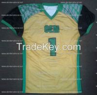 Custom American Football Uniforms
