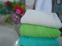 Dyed Towels