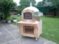 Wood Fired Pizza Oven 110cm