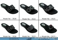 Pu Injection Slippers