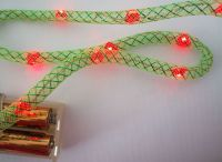 3 M/30 LED Red Love-heart Shape String Lights, Copper Wire Light string, Holiday lighting, Fairy Garland For Christmas Tree , Wedding Party Decoration ribbon LED copper string