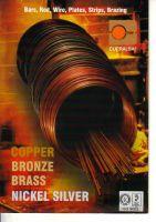 Copper Brass Bronze NickelSilver: Bars, Rod, Wire & Strips