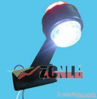 LED Double-sided Rubber Arm Light for Vehicle