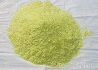Bright Yellow 99.5% Prilled / Granular / Powder Sulphur