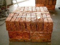 high purity 99.9% scrap copper