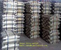 99.99% metal Tin Ingot