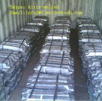 4N 5N 6N tellurium Te price/manufacturing metal ingot for tellurium powder/China pure tellurium ingot