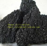 Black Silicon Carbide used for abrasive material
