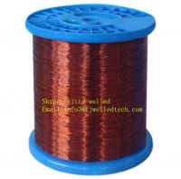 10% Copper coated aluminum CCA wire,Class 200 enameled copper wire price,0.5mm copper wire coil