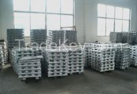 Aluminum ingot 99.7% hot selling