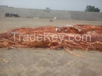 No.1 Copper Wire Scrap Millberry purity 99.9%