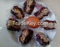 nutritional china organic dried walnut sandwich jujube